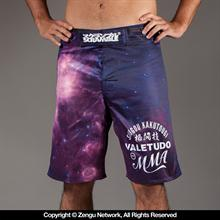 "Scramble ""Galactica"" Fight Shorts"